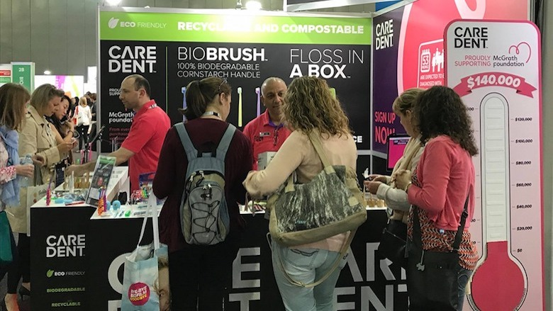 CareDent launches environmentally friendly selection at ISDH 2019