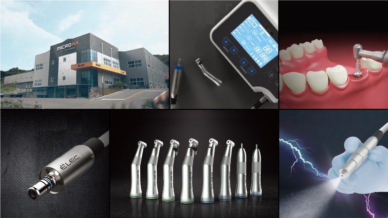 Dental electric motor company Micro-NX to launch handpiece line-up at IDS2021
